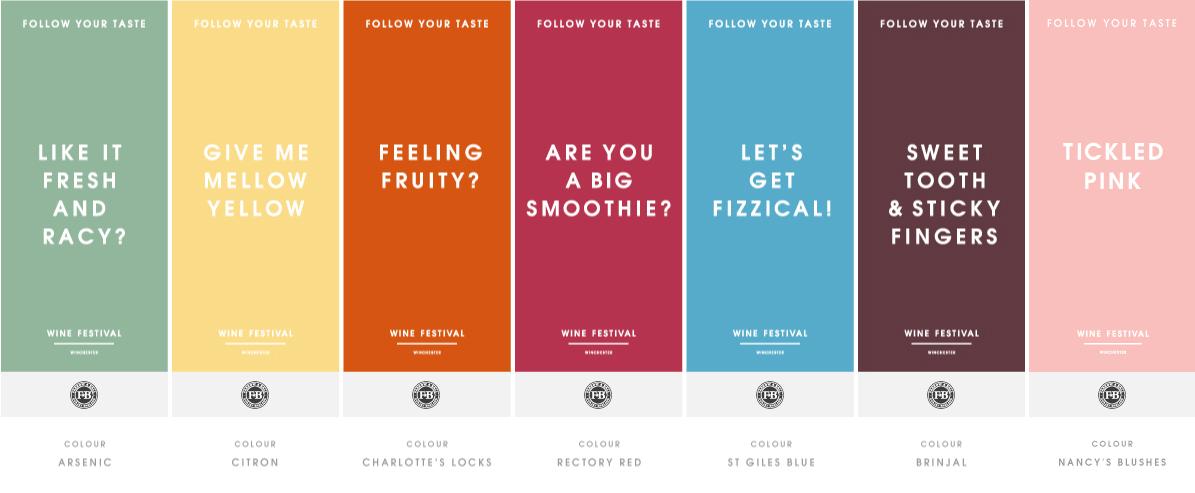 Follow Your Taste