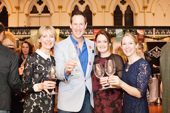 The-Wine-Festival-Winchester-team---Susie,-Peter,-Claire-and-Rosie
